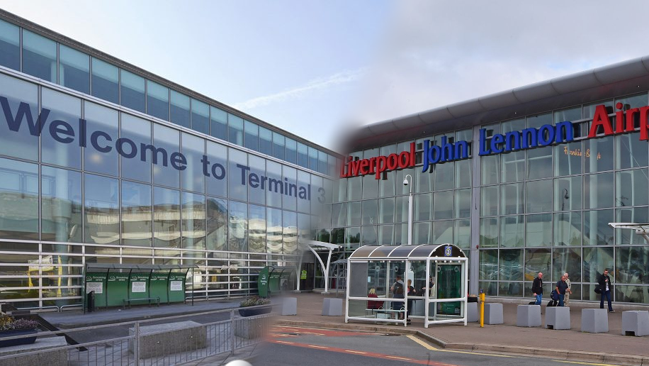 Picture of Manchester & Liverpool Airport