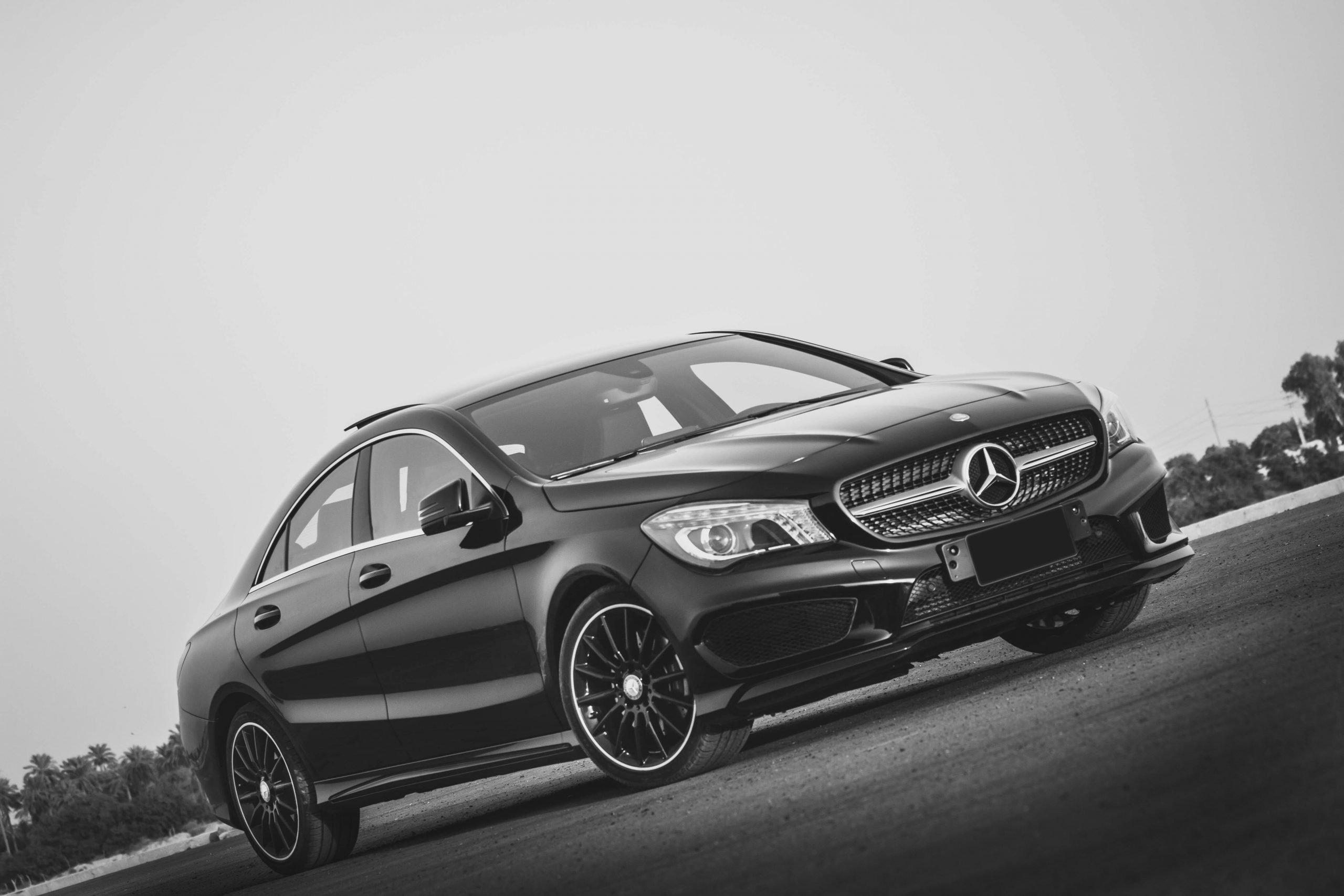 Corporate Hire Mercedes Benz
